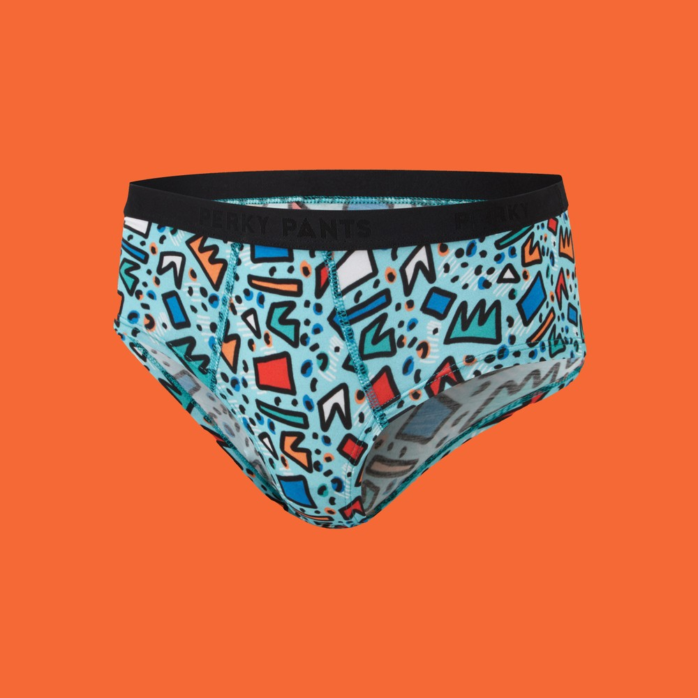 Women's Cheeky Brief #4