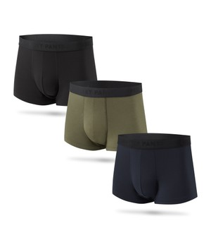 3 Pack Trunk Plain