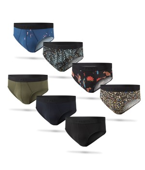 7 Pack Brief Print 1