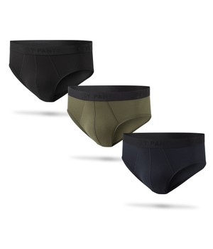 3 Pack Brief Plain
