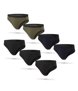 7 Pack Bikini Plain