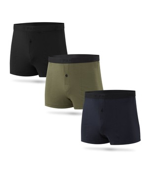 3 Pack Boxer Plain
