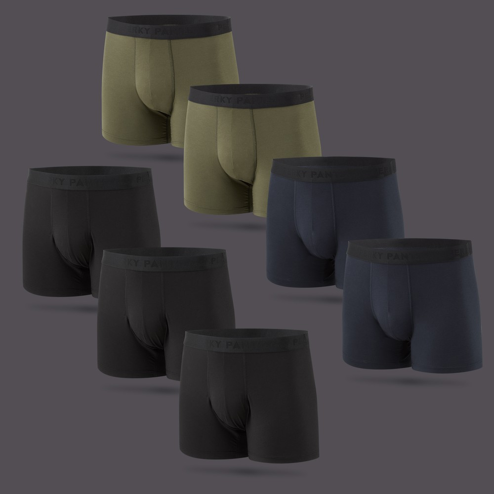 Men's 7 Pack Boxer Brief #3