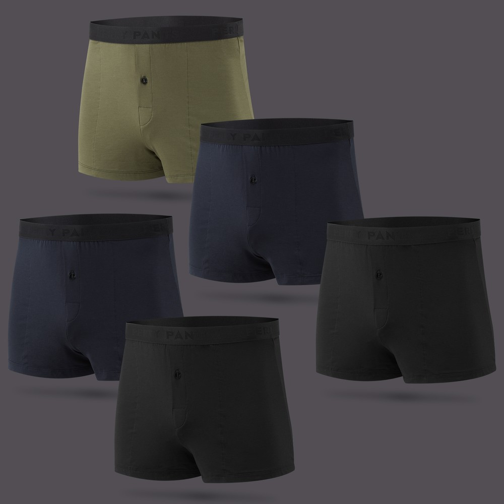 Men's 5 Pack Boxer #1