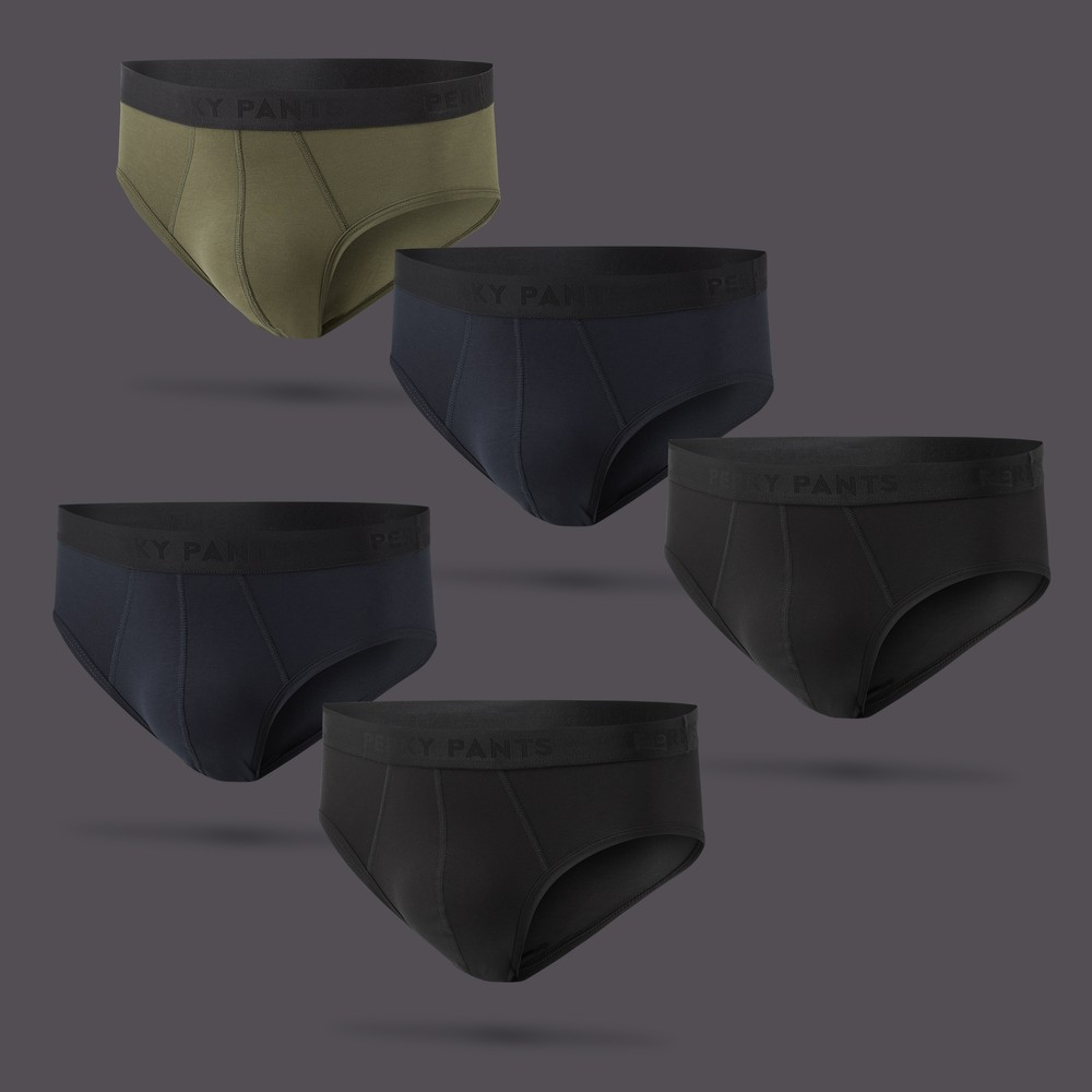 Men's 5 Pack Brief #3
