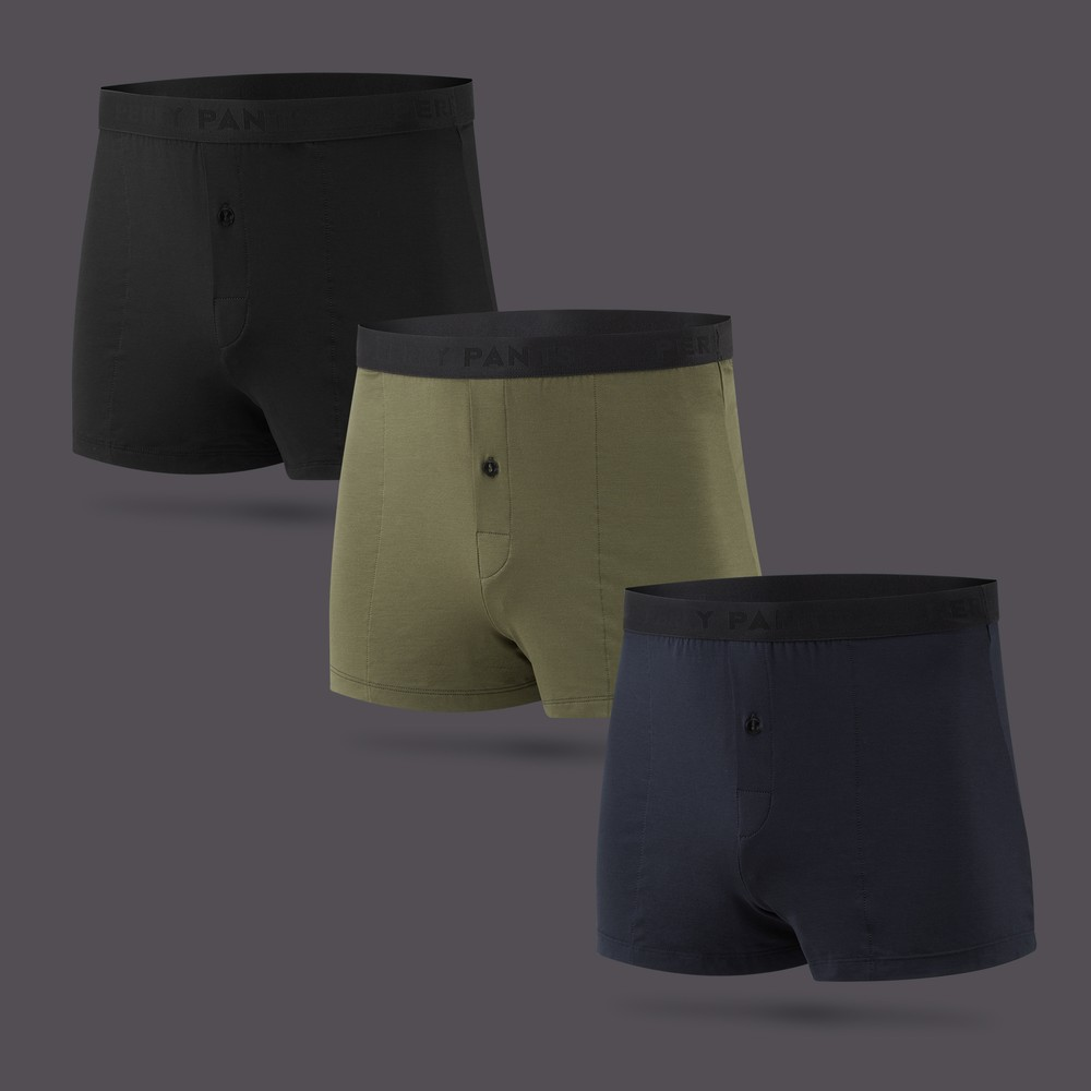 Men's 3 Pack Boxer #1