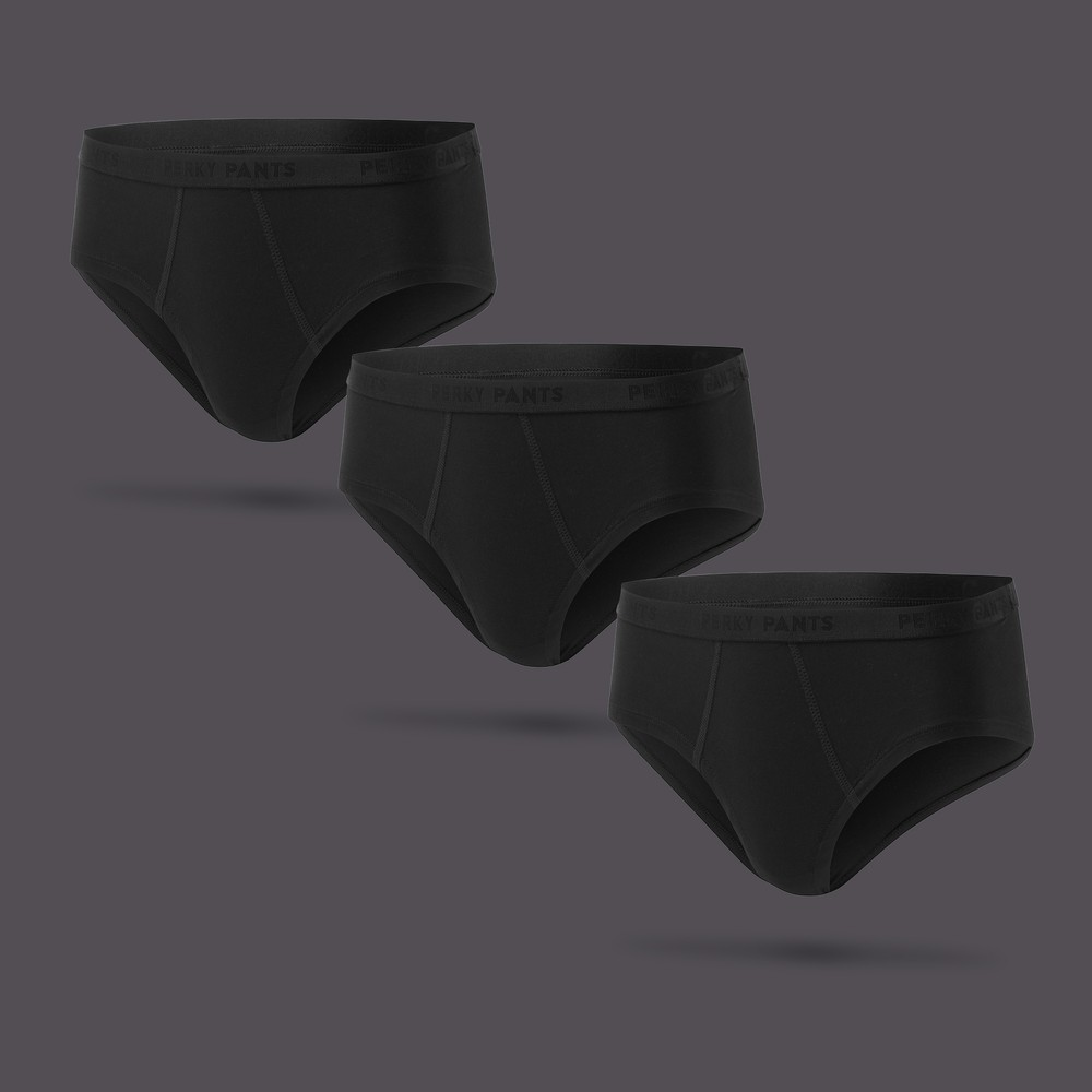 Women's 3 Pack Cheeky Brief #1