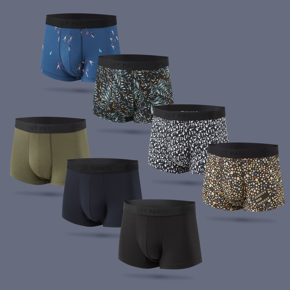 Men's 7 Pack Trunk #1
