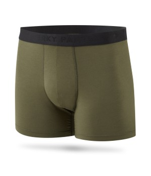 Boxer Brief Camo Green